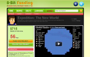 Expedition at 8-bitfunding.com