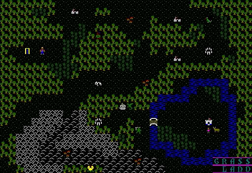 The Grass Land