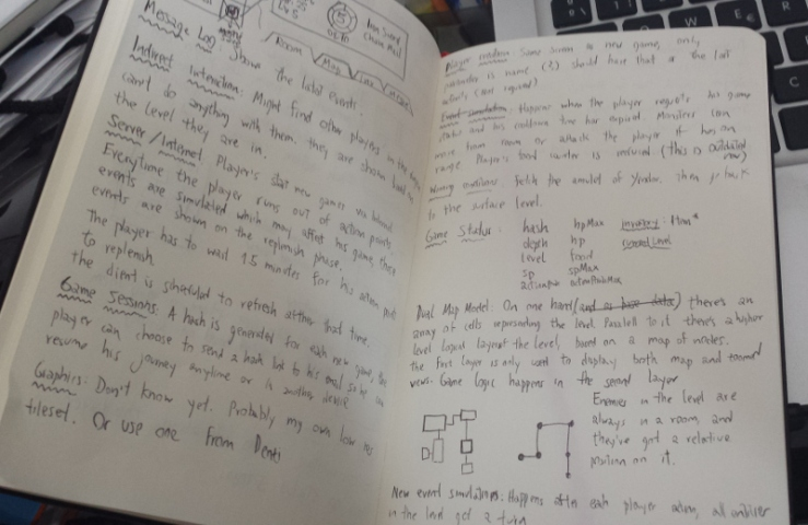 More notes
