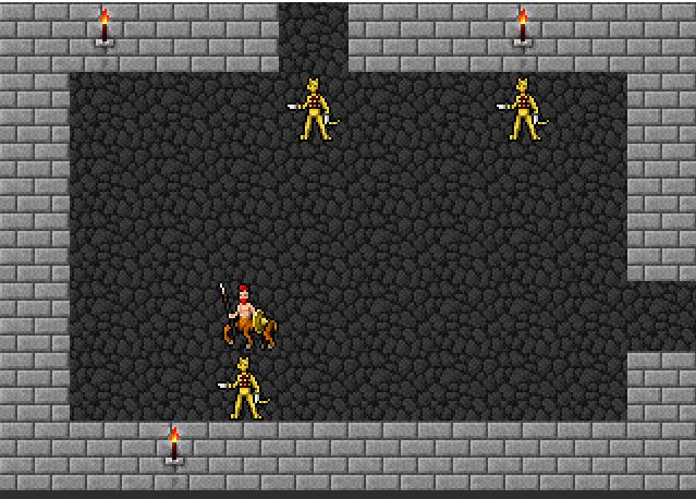 Dungeon Room