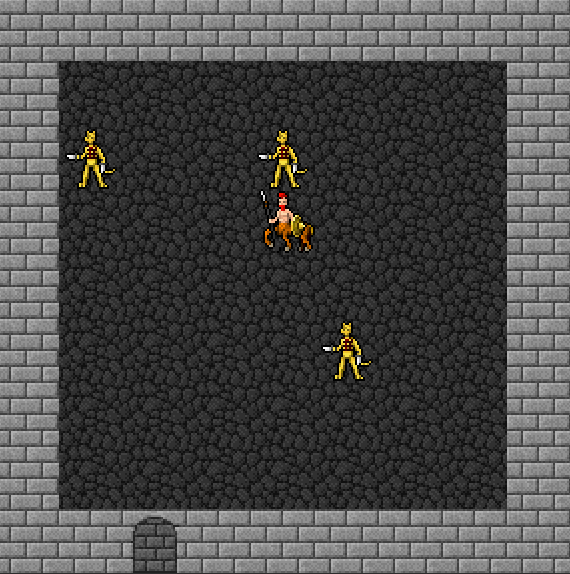 Yet Another Dungeon Room