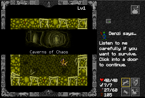 Caverns of Chaos