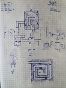 A preliminary draft for the first level