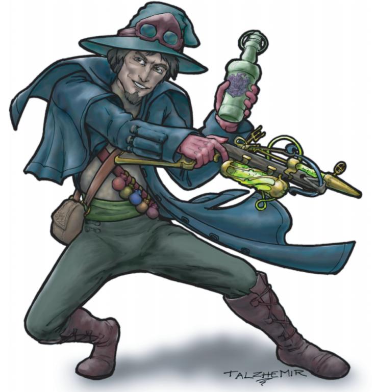 Flaco, the Alchemist