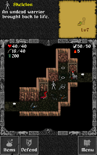 New Caverns of Chaos