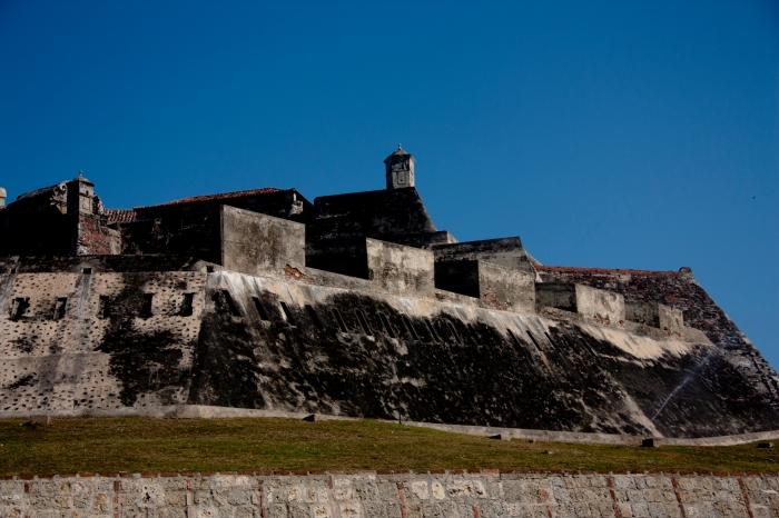 Walls of Cartagena