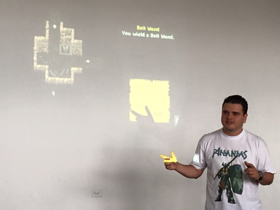 A bit of a talk about the design and indie dev in Colombia