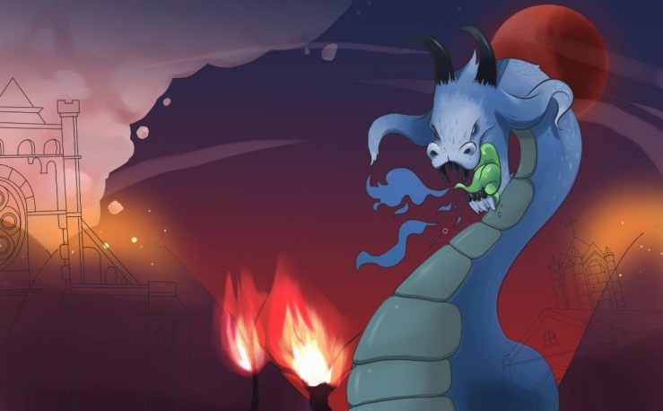 The Great Serpent Kramora