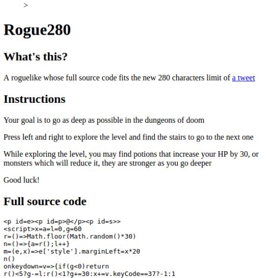 rogue280