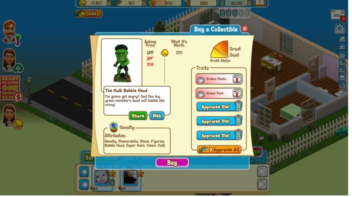 Hulk-Bobble-Head